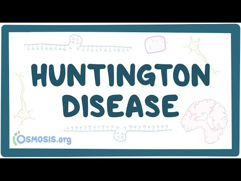Huntington Disease - Causes, Symptoms, Diagnosis, Treatment & Pathology