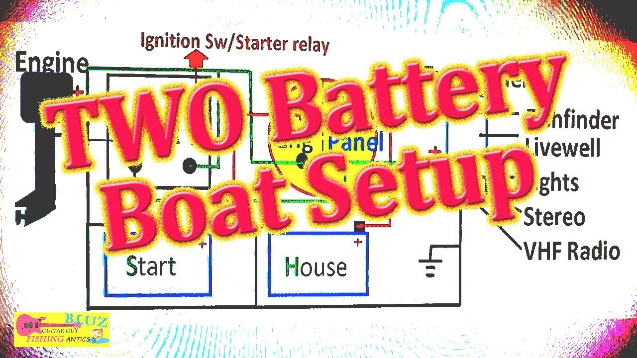 Dual Battery Wiring Diagram Marine Battery Isolator Wiring Diagram