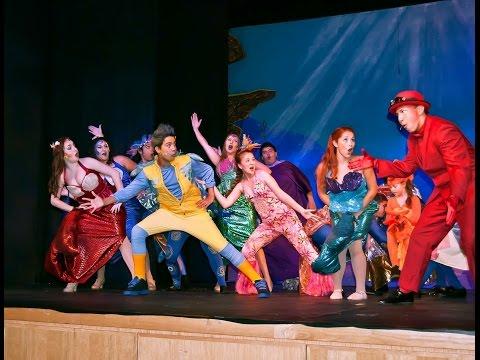 She's in Love- Flounder- Disney's The Little Mermaid Musical PPTOPA