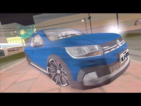 O Pesadão - Vai Vai Perereca // Volkswagen Saveiro G7 Cross + Paredinha De Som