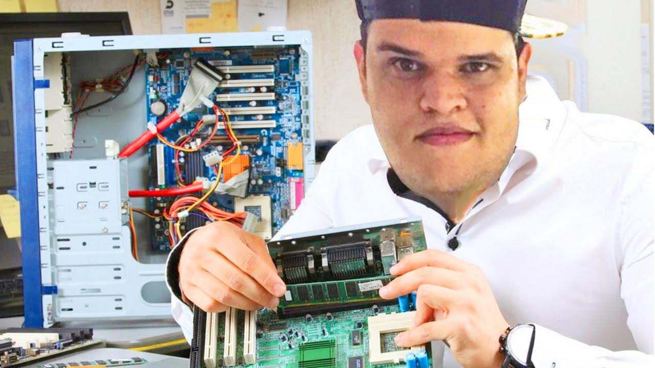 Curso de tecnico de informatica