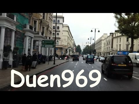 London Streets (580.) - Kensington - South Kensington - Chelsea - Sloane Square