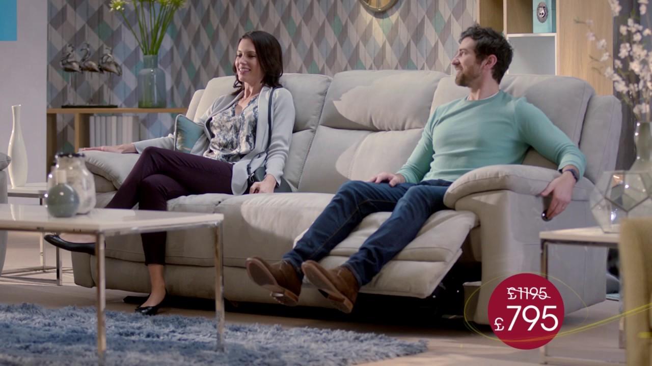 Furniture Village Advert 2017 furniture village sale - living, bedroom & dining room   furniture