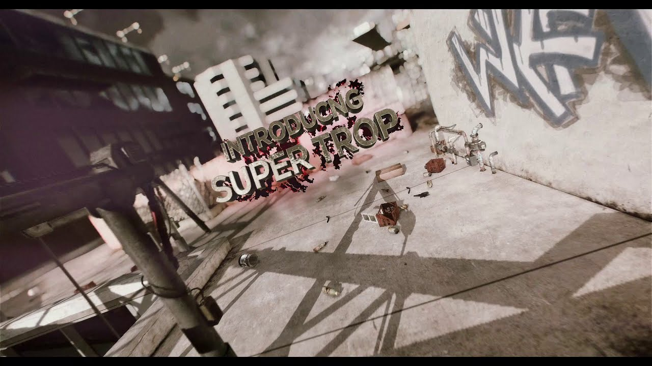 Super Tropical: Paradise #5 - A MW2 Trickshotting Montage