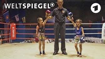 Kita Kids im Boxring | Weltspiegel