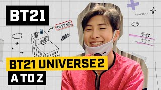 [BT21] BT21 UNIVERSE EP.03 - A TO Z