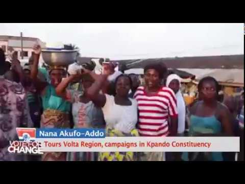 People of Kpando Ready for Change