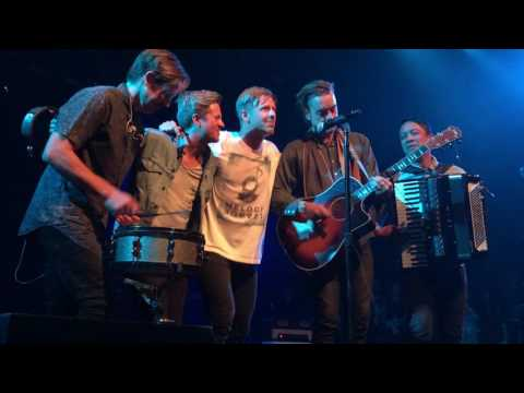 Switchfoot - Hello Hurricane - Looking For America Tour - NYC 2016