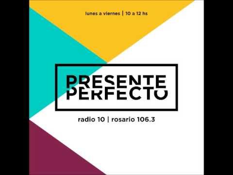 Tito Libelula en Radio 10 Rosario
