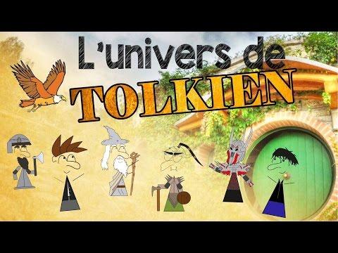 L'escapade I : L'UNIVERS DE TOLKIEN (au Greisinger Museum avec l'Homme Littéraire) en streaming