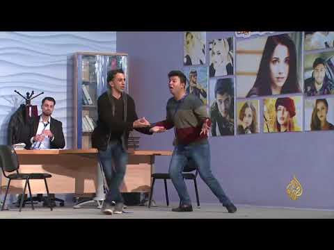 هذا الصباح- شريك العمر.. مسرحية ناقدة لواقع شباب غزة  - 12:21-2018 / 2 / 19