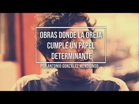 #TOP5 Obras con orejas | Antonio González Mendiondo