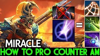 Miracle- [Troll Warlord] How to Pro Counter Plays Tryhard Carry Game 7.21 Dota 2