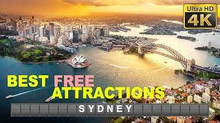 DIY Budget Travel (4K) - Sydney & Blue Mountains, best FREE attractions and cheap eats