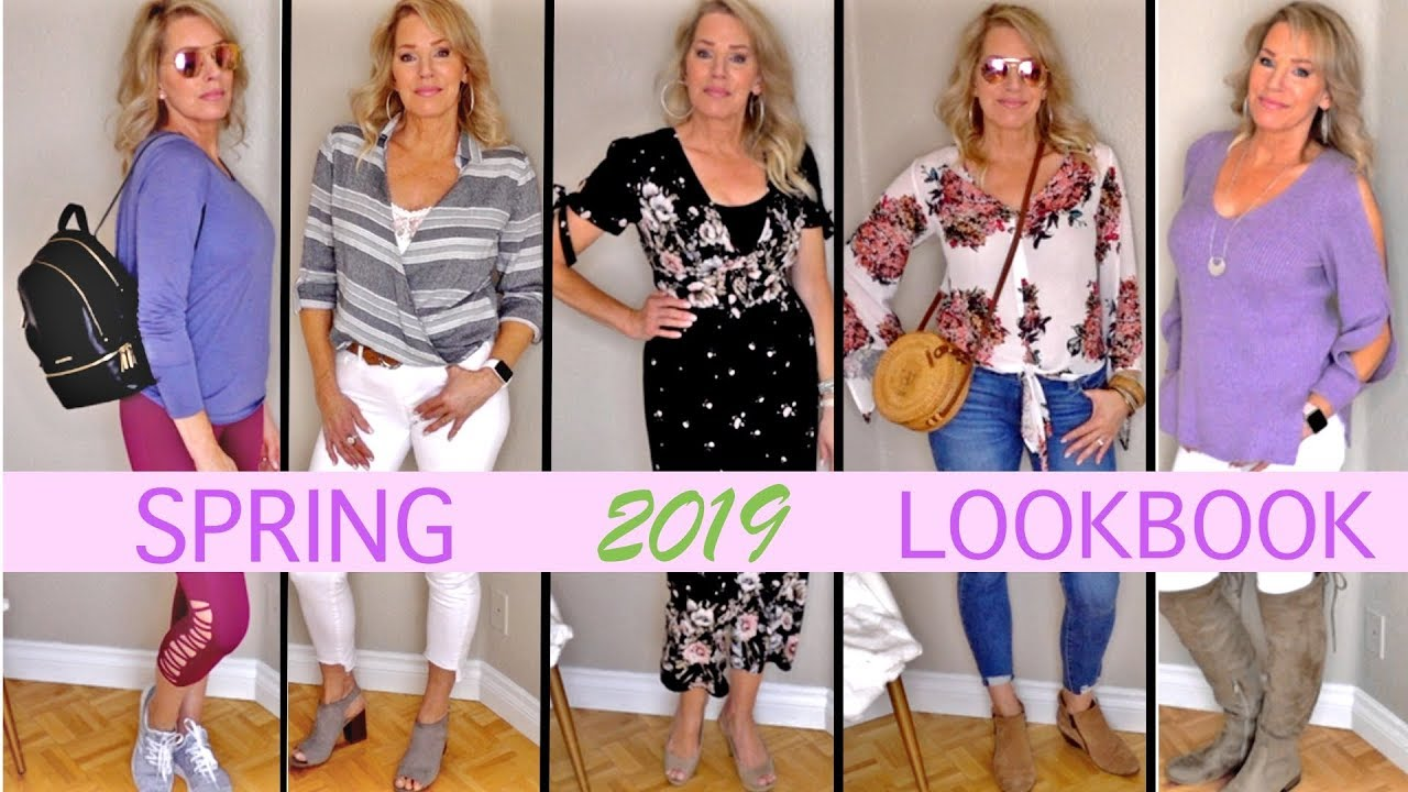 2019 Spring Fashion and Outfit Ideas!