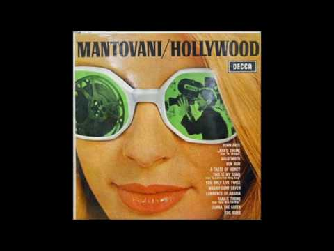 Mantovani - Hollywood Vinyl LP Full Recording (Original US Press 1967)