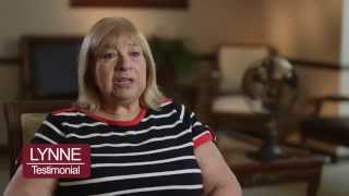 Atlanta Spine Specialists Patient Testimonial from Lynne