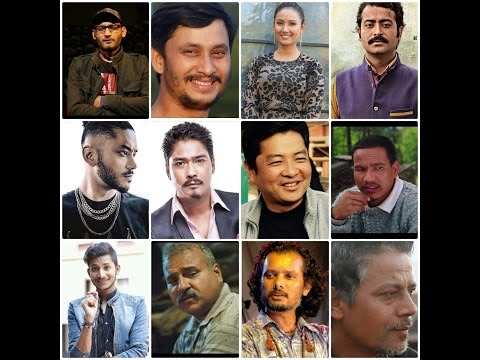Top 15 Theatre Artist Of Nepal ||Top 15 Nepali Actors / Actress ||  उत्कृष्ट नेपाली नाटककार || 2017