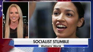 Tomi Lahren on Dem Socialist Ocasio-Cortez: 'It's Always Interesting to Watch a Trainwreck'
