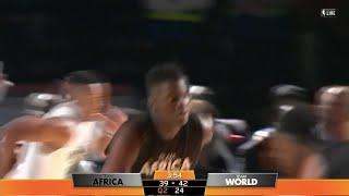 Quarter 2 One Box Video :Africa Vs. World, 8/4/2017