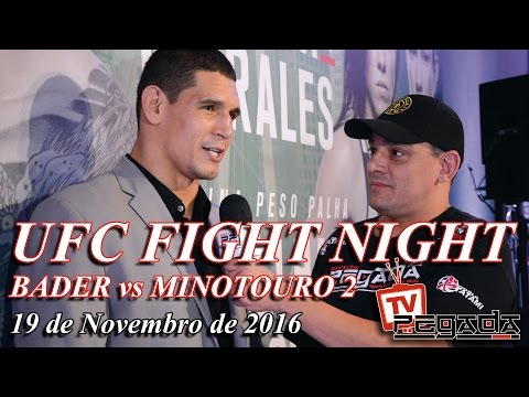 TV Pegada #0054 - UFC Fight Night SP 2016