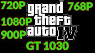 GTA 4 Gaming GT 1030