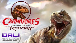 Carnivores: Dinosaur Hunter Reborn PC 4K Gameplay UltraHD 2160p