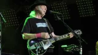 Be The Rain - Neil Young - Lokeren, Belgium - 2014-08-05