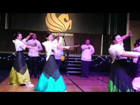 Philippines Cultural Dance 💃 Subli