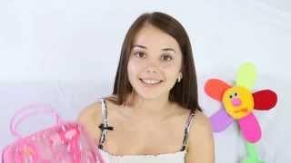 ❤ВиДеО ОбЗоР ПАРИКМАХЕРСКОГО и КОСМЕТИЧЕСКОГО игрового набора для Девочек.