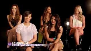 London Live | The Saturdays