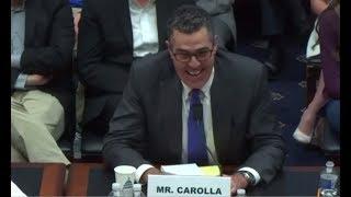 Adam Carolla GUTS Phony 'White Privilege' Narrative Before Congress