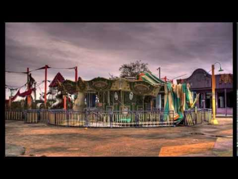 Haunted carnival and circus music