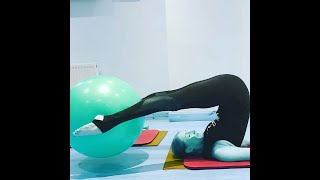 Pilates on the ball,   Improver level 2