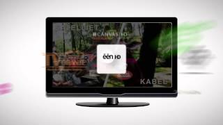 Digitale TV van TV VLAANDEREN