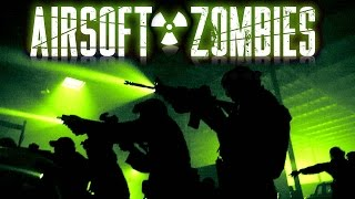 Zombie Airsoft Game - Safe House Overrun! - Airsoft GI Gameplay