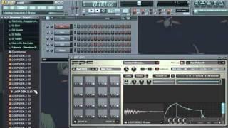 video tutorial utilizar hacer una bateria con fpc en fl studio