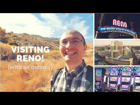 My trip to Reno (with an ostomy!)