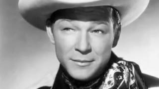 Blue Shadows On The Trail ~ Roy Rogers & The Sons Of The Pioneers (1948)