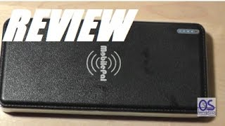REVIEW: MobilePal Gen-2 Qi Wireless Power Bank (10000 mAh)(, 2015-05-25T01:36:23.000Z)