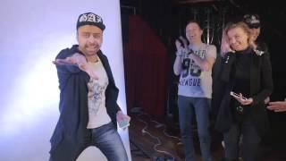 За кадром. ВотОно - Театр! (Видеоприглашение) с Тамерланом и Алёной.