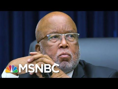 NAACP, Rep. Thompson Sue Trump And Giuliani Over Capitol Riot | Andrea Mitchell | MSNBC