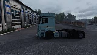 Please Subscribe For More Videos     Details & Download From   http://www.modhub.us/euro-truck-simulator-2-mods/kamaz-5490-neo-nikola-edit-ets2-1-37-1-38-v-2-0/        V2 – Window animation support – Correction of compatibility errors with DirectX11. Restored full support for skins. – Updated definition for current game patches. – Fully clear log! Work without errors & bugs.  Credits: Authors: M@X Dmitriev, jon-ruda, PIVA, Vasiliy Havrilechko(EVR Studio) Reworked & update: Nikola_Donbass