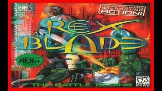 Rex Blade - The Battle Begins 1996 PC