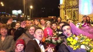 видео Подготовка к свадьбе Татьяны и Дениса