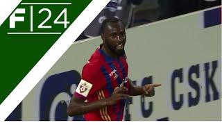 Highlights | CSKA Moscow 3-0 Terek Grozny