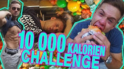 10.000 kcal Challenge | bis ans Limit | inscope21