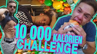 10.000 kcal Challenge | bis ans Limit | inscope21
