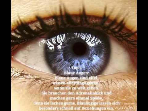 👀Top 4: Die 4 Augenfarben mit Bedeutung 👀 - YouTube