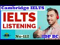 Cambridge listening test ielts listening 18 09 2021 official listening with answers mp3